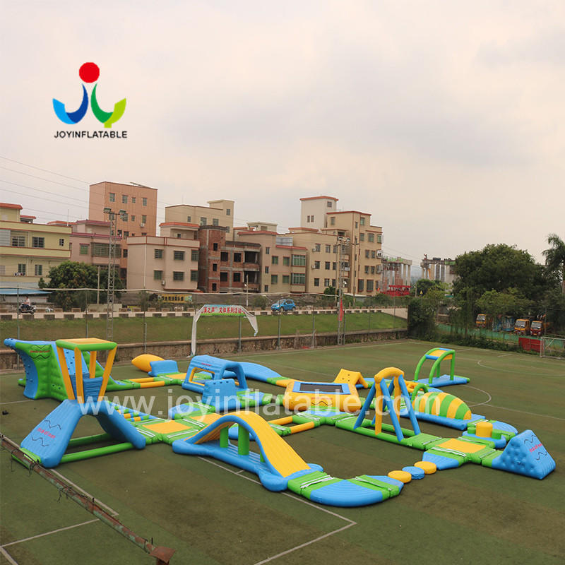 kids inflatable water park for children JOY inflatable-1