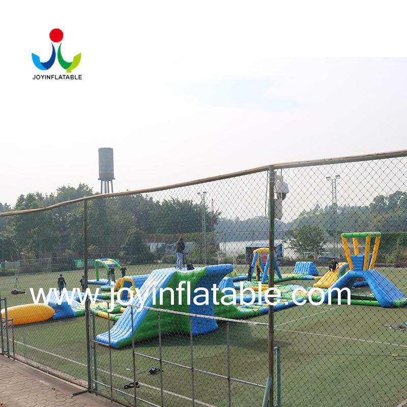 JOY inflatable huge water trampoline design for outdoor-1