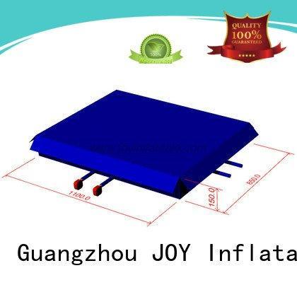 irregular double inflatable crash pad JOY