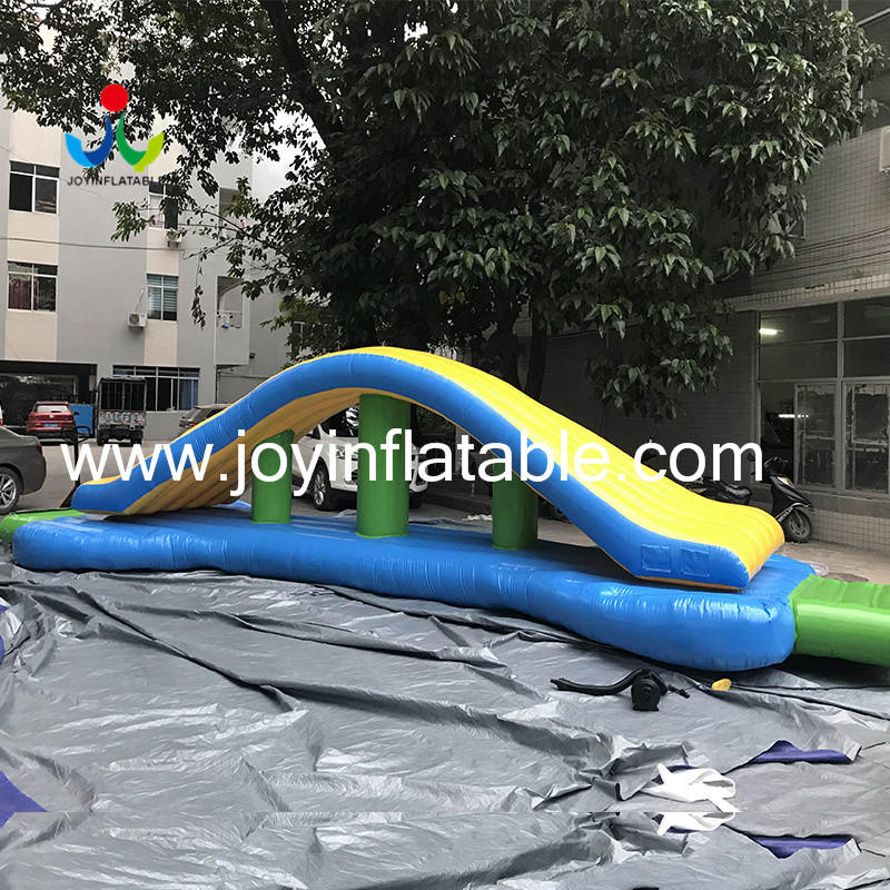 JOY inflatable island inflatable trampoline personalized for kids-3