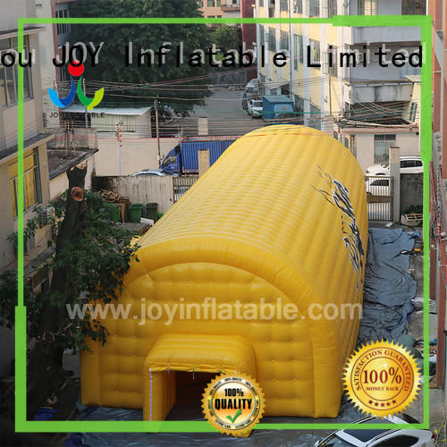 JOY inflatable tennis blow up event tent directly sale for children