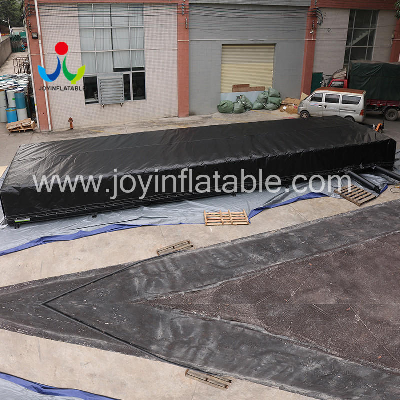 outdoor foam pit airbag from China for kids-1