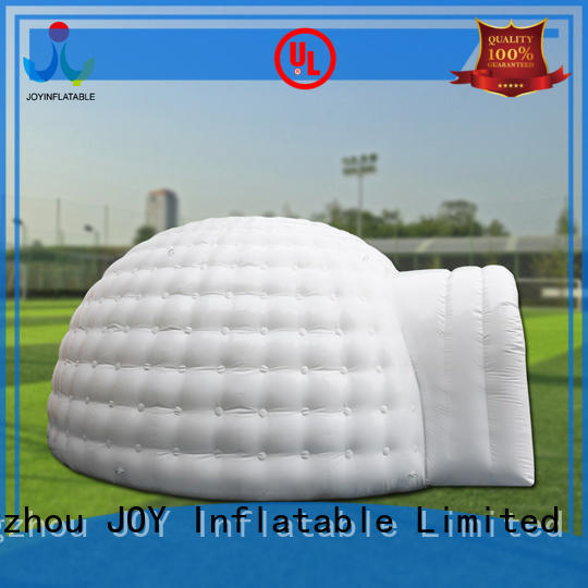 inflatable tent manufacturers transparent led JOY inflatable Brand blow up igloo