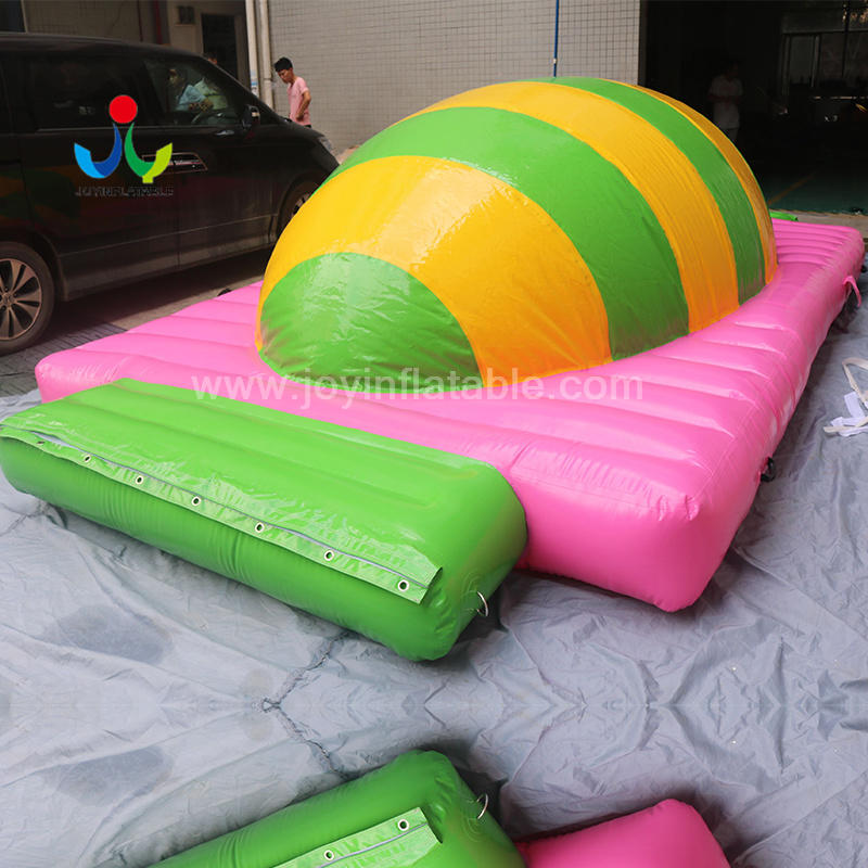 JOY inflatable skiing inflatable amusement park directly sale for child-3