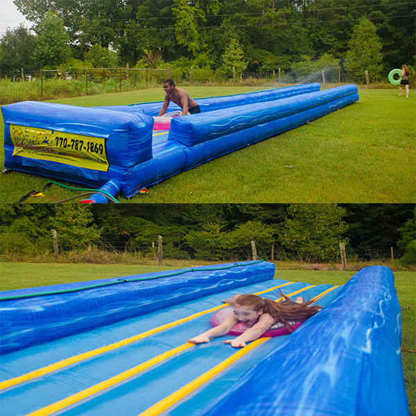 giant giant blow up water slide wholesale for child-3