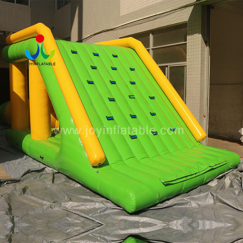 aqua blow up trampoline supplier for kids-1