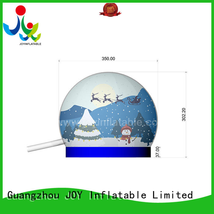 tent advertising balloon customized for kids