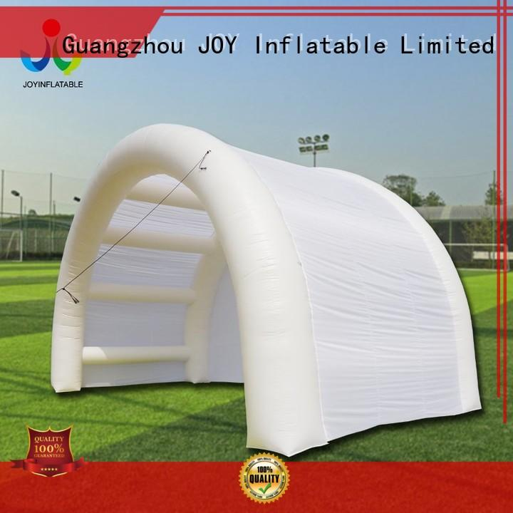 light Custom tent Inflatable cube tent trendy JOY inflatable