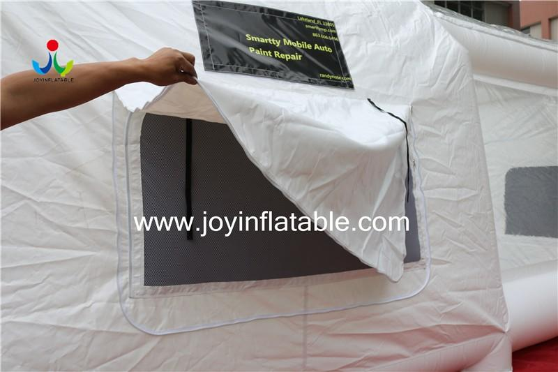 JOY inflatable portable inflatable spray booth for sale for kids-3