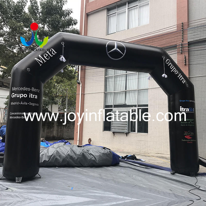gate inflatable arch wholesale for outdoor-3