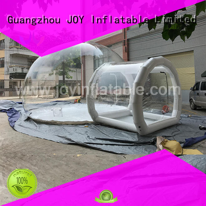 JOY inflatable certified bubble tree buy factory price for outdoor