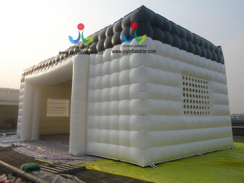 Hot Sale Customized Cube Gain Inflatable Exhibition Tent-1