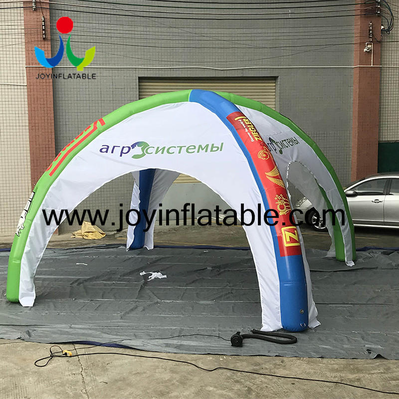 4 Legs Promotional Event Spider Inflatable Tent  Cross Tent-3