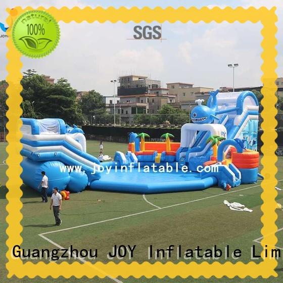 JOY inflatable inflatable funcity personalized for kids