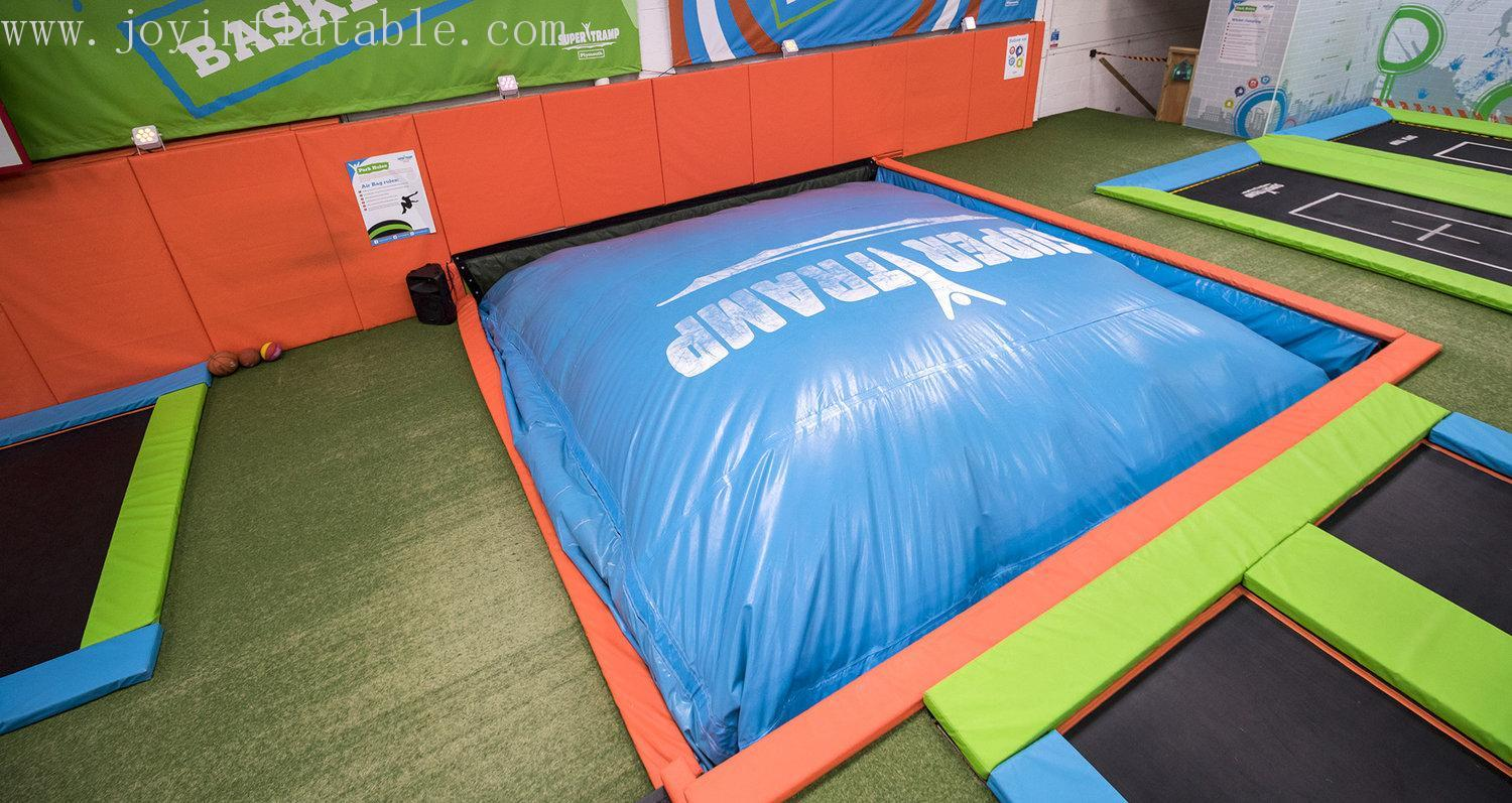 air bag foam pit airbag series for children-2