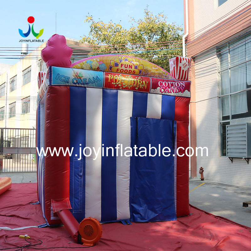 Portable Inflatable Retail Store Cube Tent For Outdoor-3