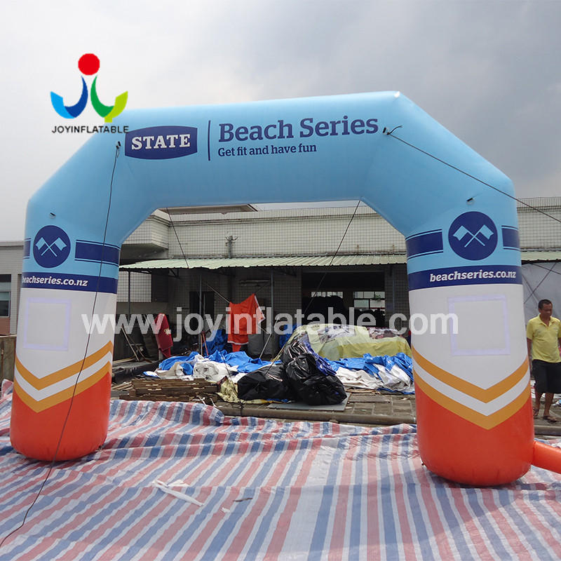 JOY inflatable inflatable start finish line personalized for outdoor-1