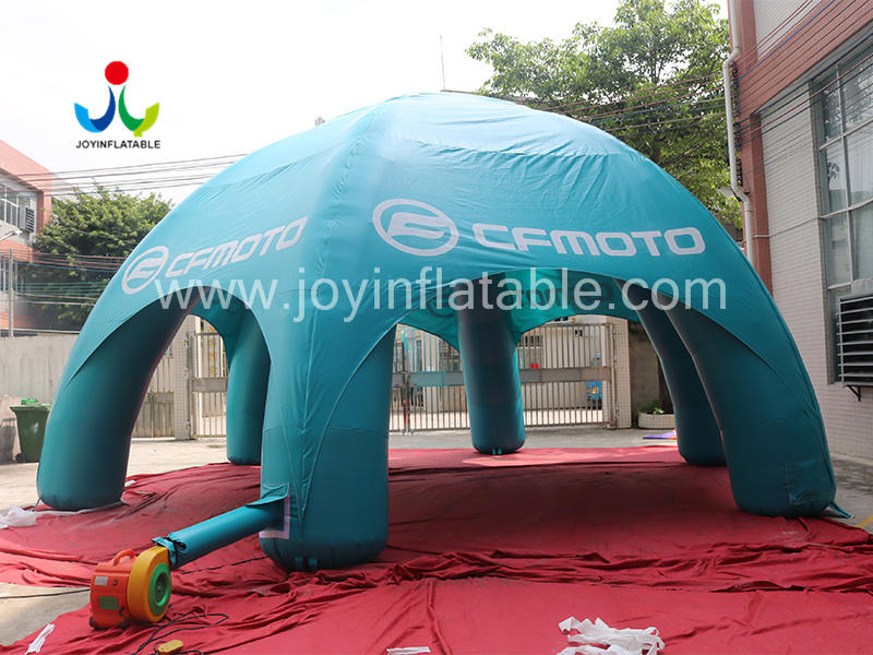 Inflatable Outdoot Event Spider Dome Tent For Advertising