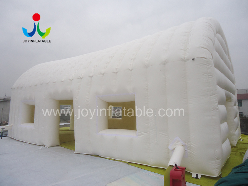 floating Inflatable cube tent supplier for child-1