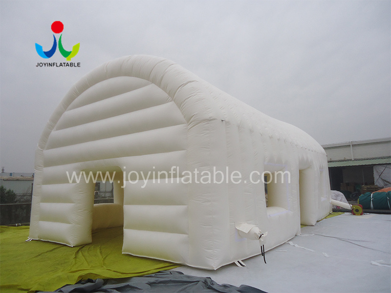 floating Inflatable cube tent supplier for child-2