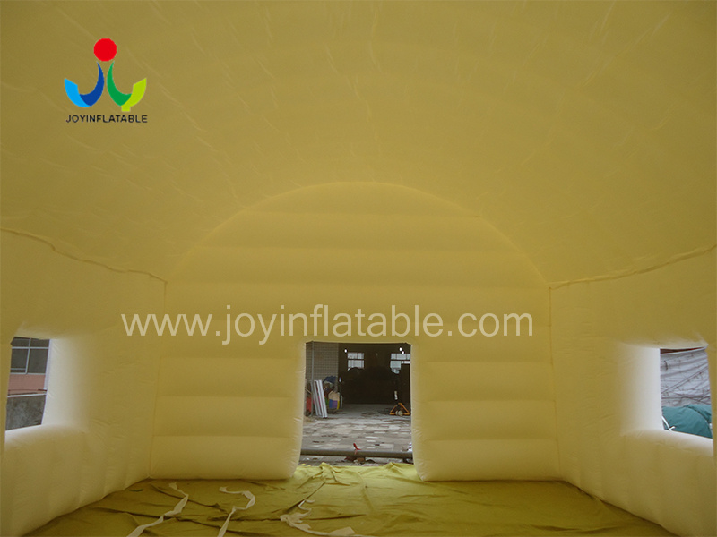 floating Inflatable cube tent supplier for child-3