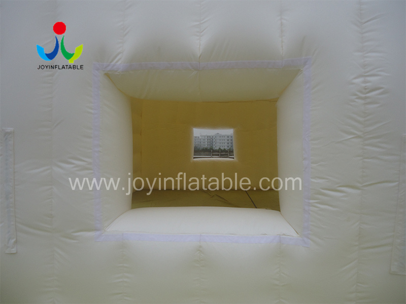 floating Inflatable cube tent supplier for child-4