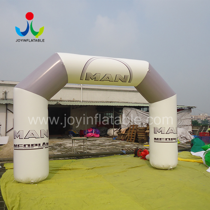 Customized  Logo print Inflatable Entrance Arch For Advertising-4