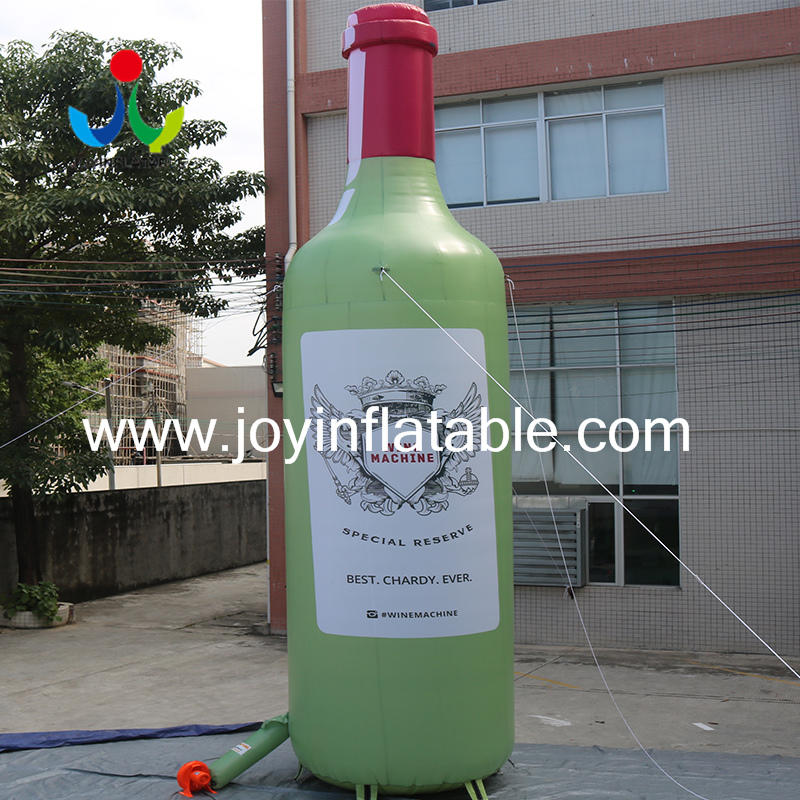 Inflatable Bottle Modle for Outdoor Advertising