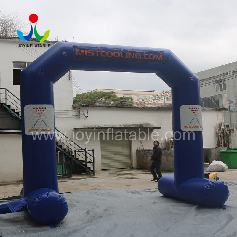 Inflatable Finish Line Arch For Outdoor Event