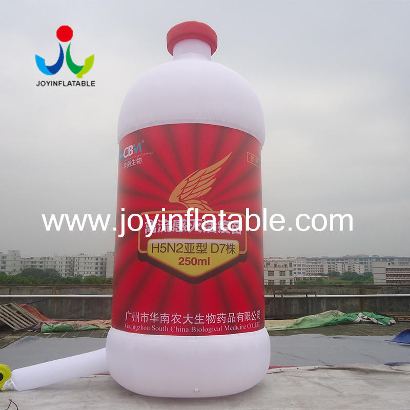 Inflatable Outdoor Event Advertisement Medicine Bottle Model