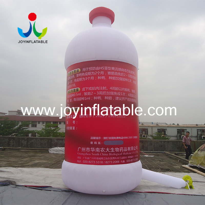 Inflatable Outdoor Event Advertisement Medicine Bottle Model-4