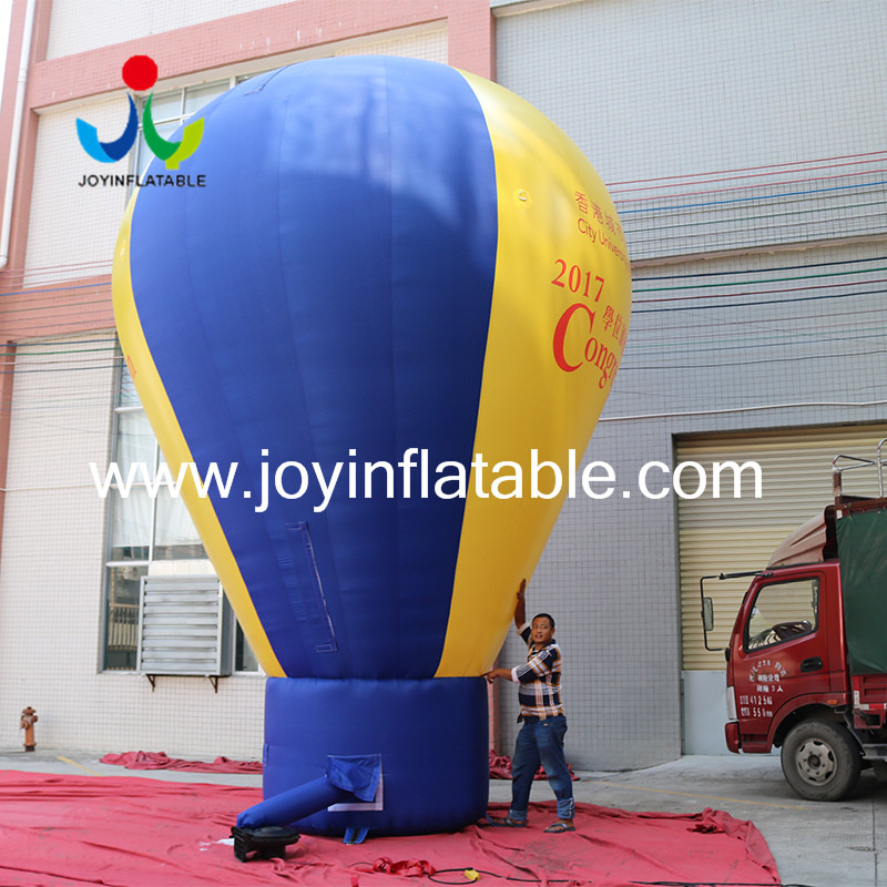 JOY inflatable 08mm inflated balloon customized for outdoor-4