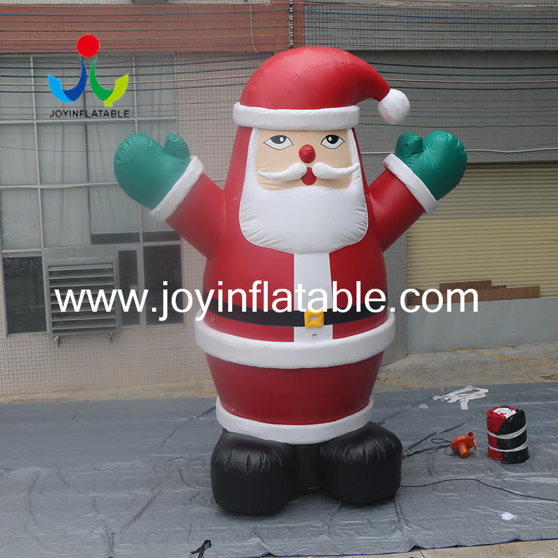 Giant Inflatable Decoration Christmas Santa Claus for Advertising
