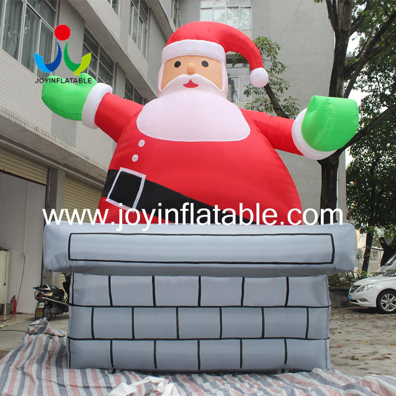 Decoration Christmas Indoor & Outdoor Inflatable Santa Claus