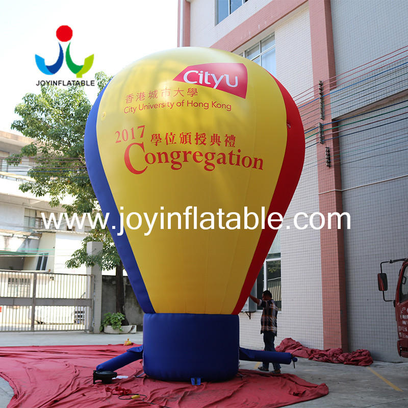 JOY inflatable 08mm inflated balloon customized for outdoor-2