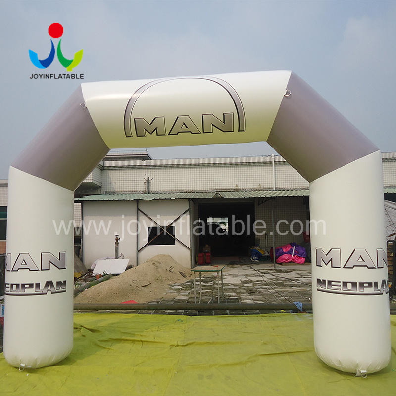 Customized  Logo print Inflatable Entrance Arch For Advertising-3