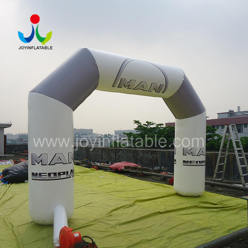 Customized  Logo print Inflatable Entrance Arch For Advertising-2