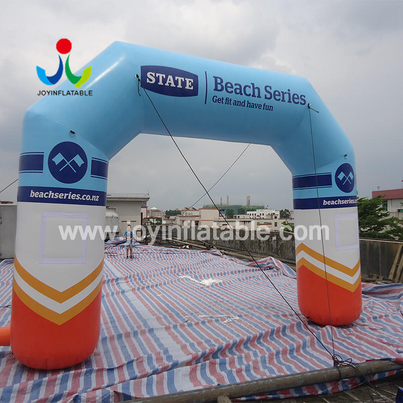 JOY inflatable inflatable start finish line personalized for outdoor-3