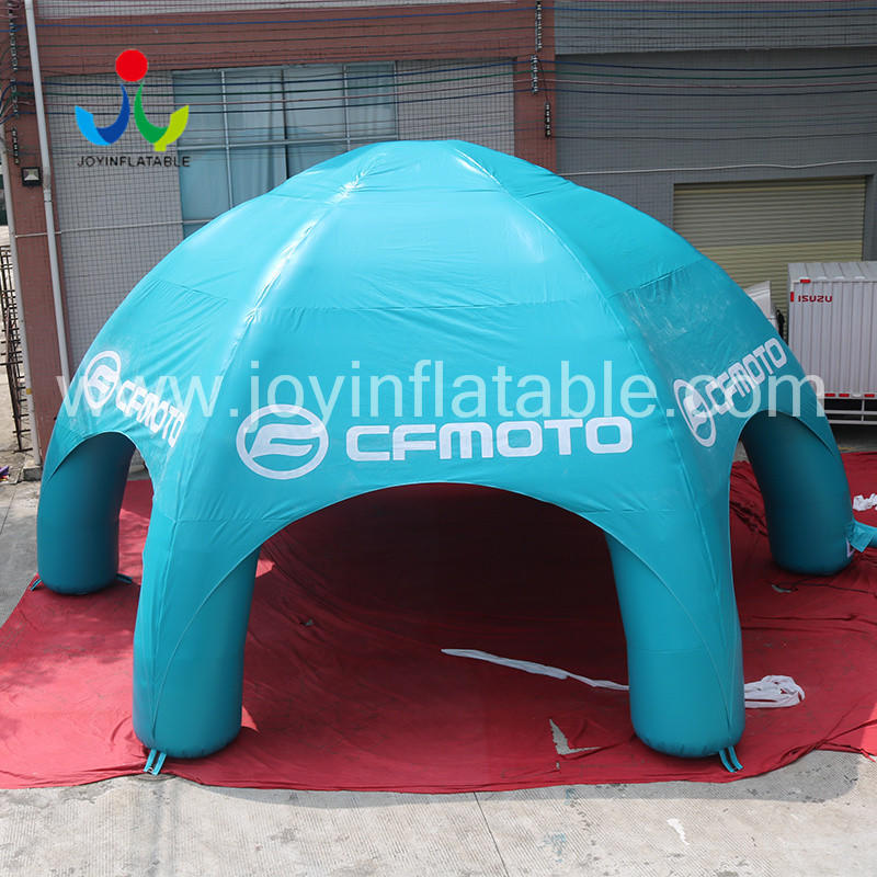Inflatable Outdoot Event Spider Dome Tent For Advertising-2