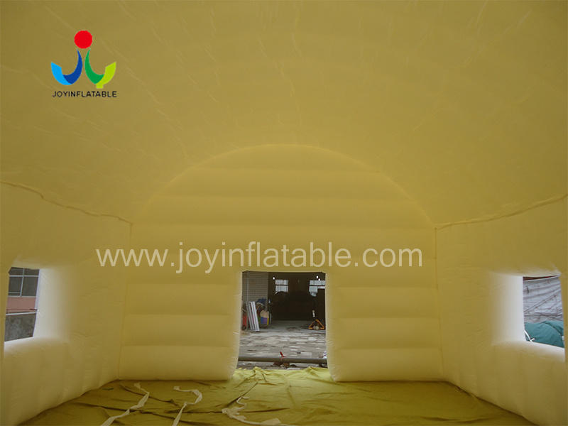JOY inflatable Inflatable cube tent personalized for children-3