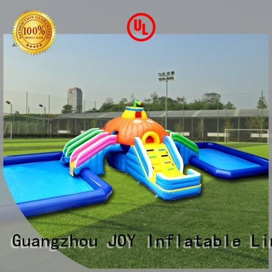 JOY inflatable inflatable city supplier for child