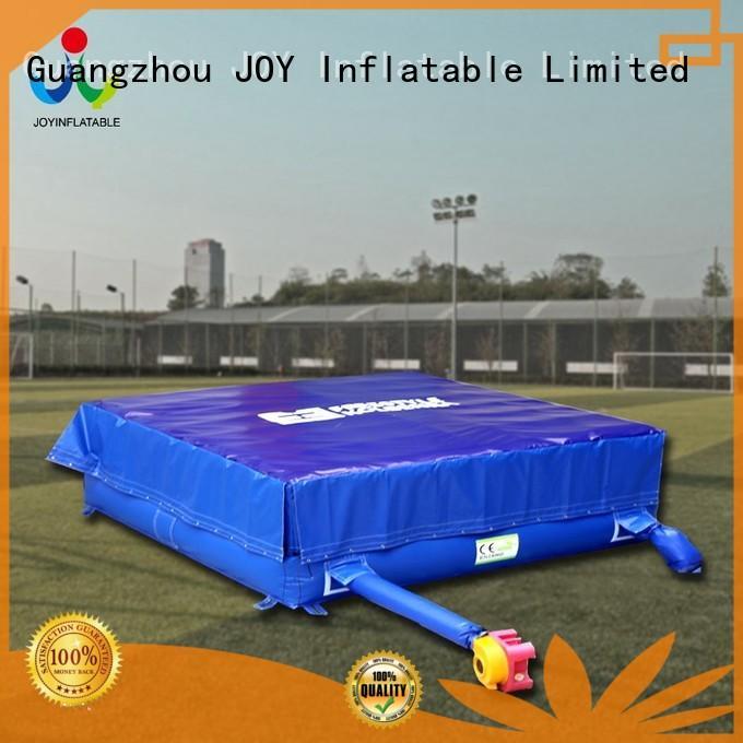 park price challenge JOY inflatable Brand inflatable crash pad manufacture