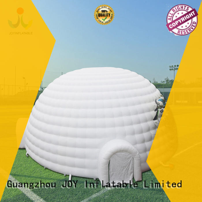 JOY inflatable building blow up igloo from China for child