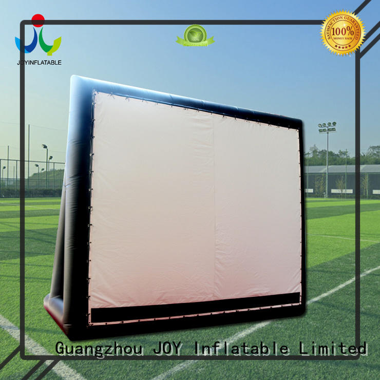 JOY inflatable inflatable movie screen rental supplier for outdoor