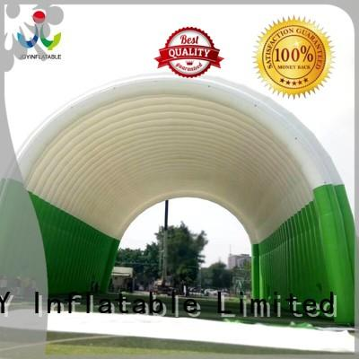 popular high quality airtight JOY inflatable Brand blow up tents for sale manufacture