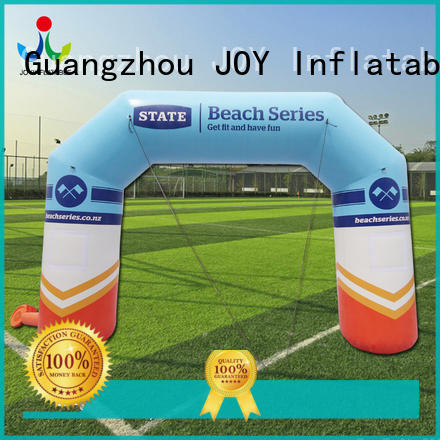 event inflatable race arch supplier for child