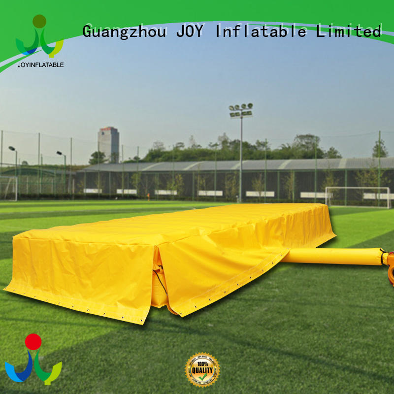 Quality JOY inflatable Brand inflatable crash pad jumping