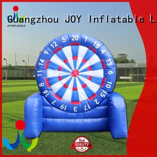 JOY inflatable sport inflatable sports games manufacturer for kids