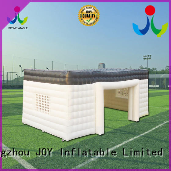 Quality JOY inflatable Brand oxford Inflatable cube tent