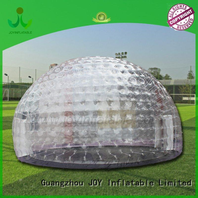JOY inflatable Brand hot selling blow up igloo pvc factory